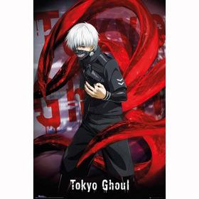 Постер Токийский Гуль - Канеки