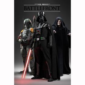 Постер Звездные войны Батлфронт (Темная сторона)