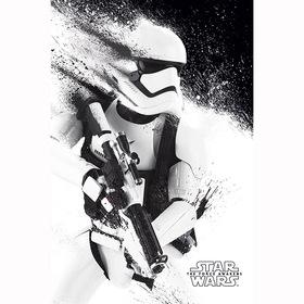 Постер Звездные войны Эпизод 7 (Штурмовик)