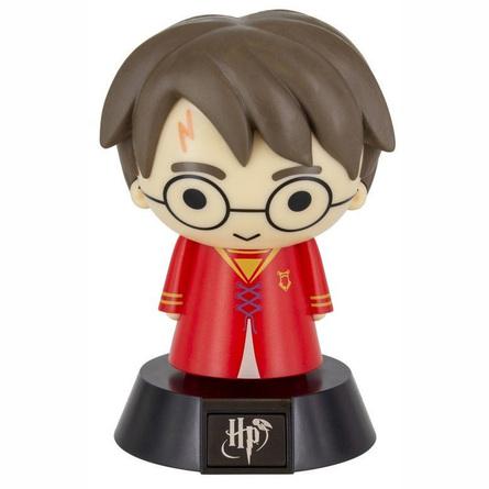 Светильник Гарри Поттер (Harry Potter Quidditch Icon Light)