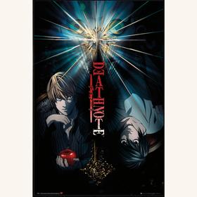 Постер - Тетрадь смерти