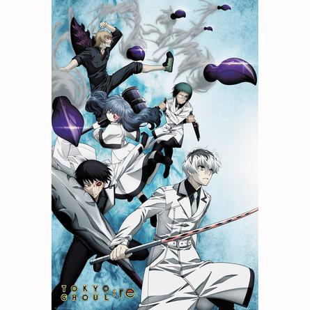 Постер - Токийский гуль