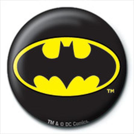 Значок DC Comics (Бэтмен) 25 мм