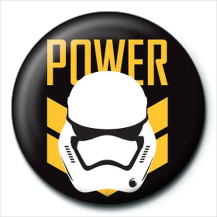 Значок Звездные Войны Эпизод 7 (Сила)