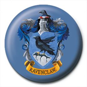 Значок Гарри Поттер (Герб Равенкло) 25 мм